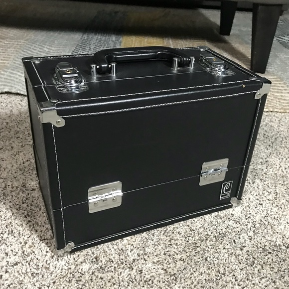 Caboodles Bags Stylist Case With Locks Key Poshmark